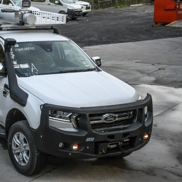 Ford Ranger Spartan Bar