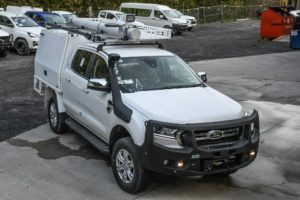 Ford Ranger SpartanBar
