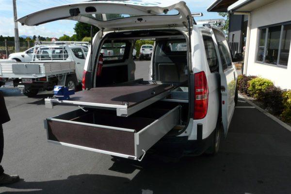 Van fitout 1
