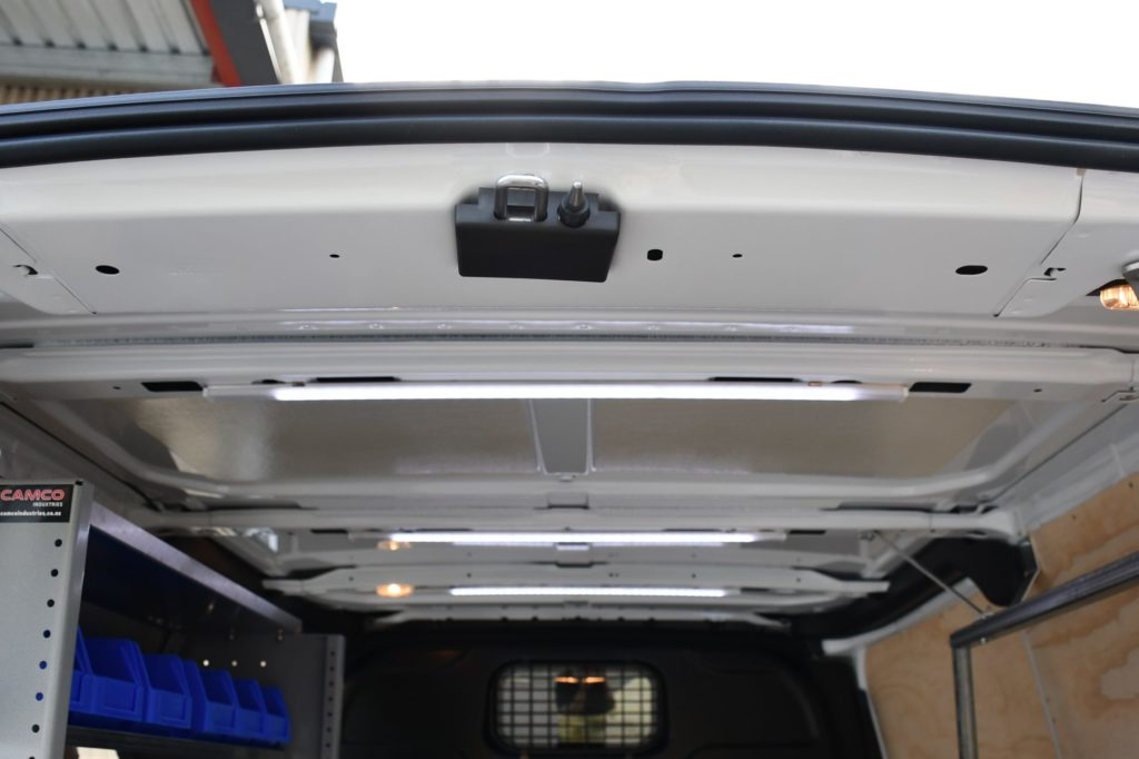 Internal Van Lighting