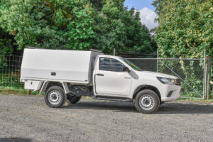 Toyota Hilux Fitout