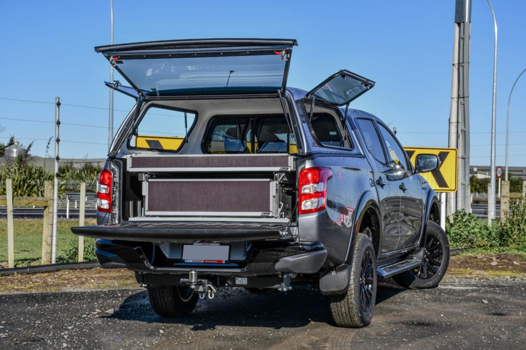 Mitsubishi Triton Fitout