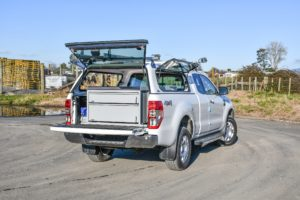 Ford Ranger Drawers Fitout