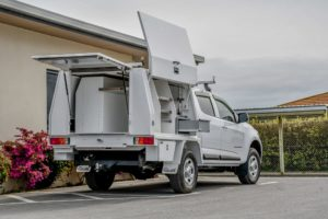 Holden Colorado Fitout