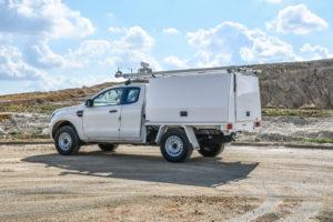 Ford Ranger Service Body
