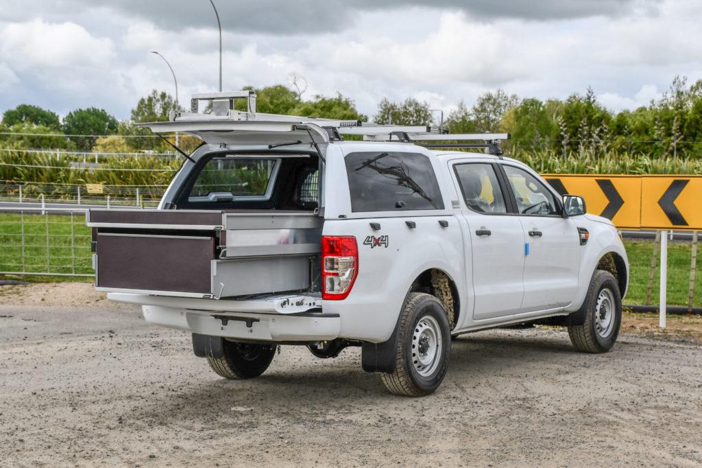 Ford Ranger Ute Drawer