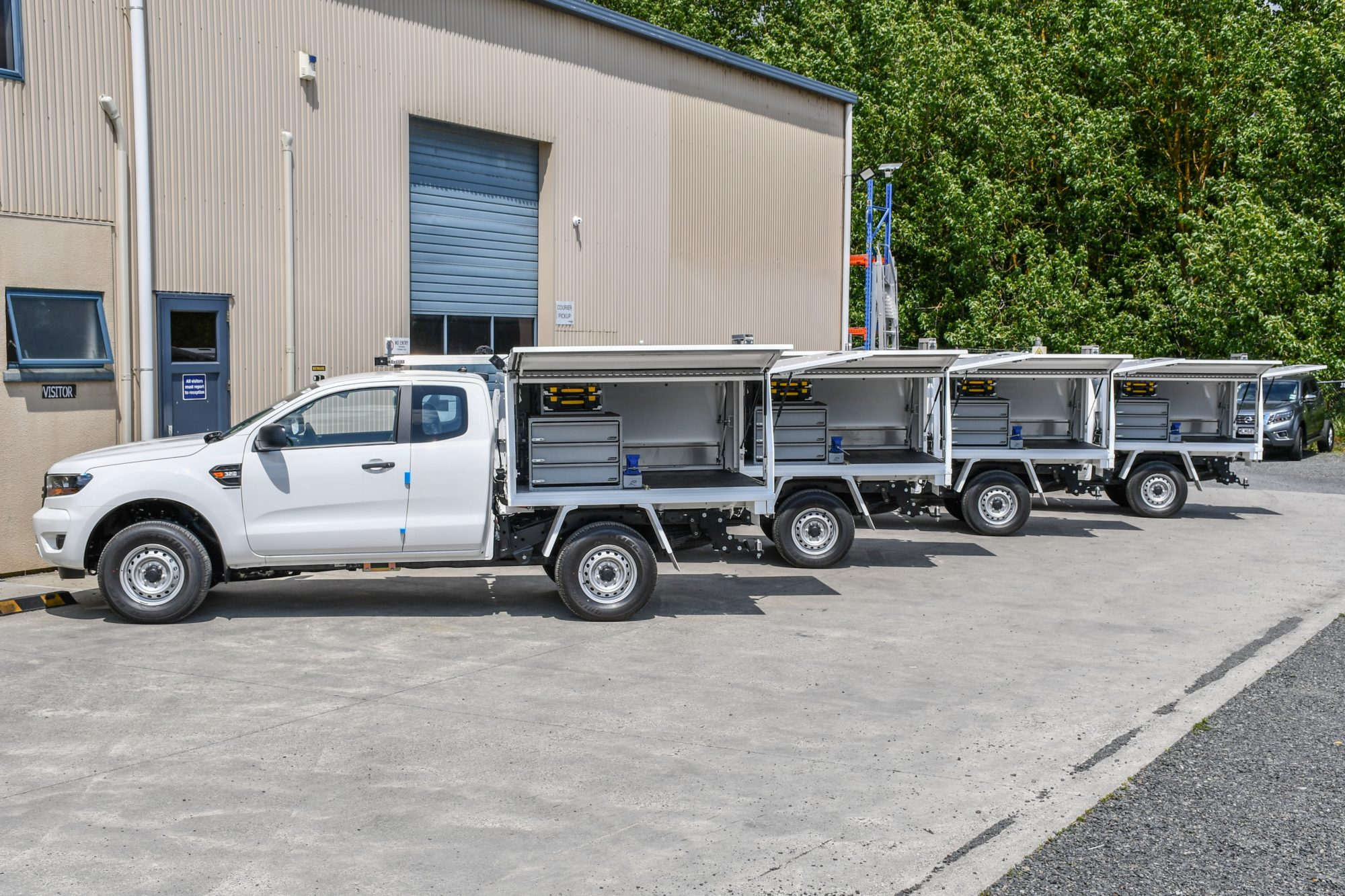Ford Ranger Fitouts