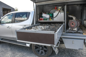 Farriers Ute Fitout