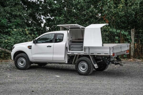 Ford Ranger Fitout