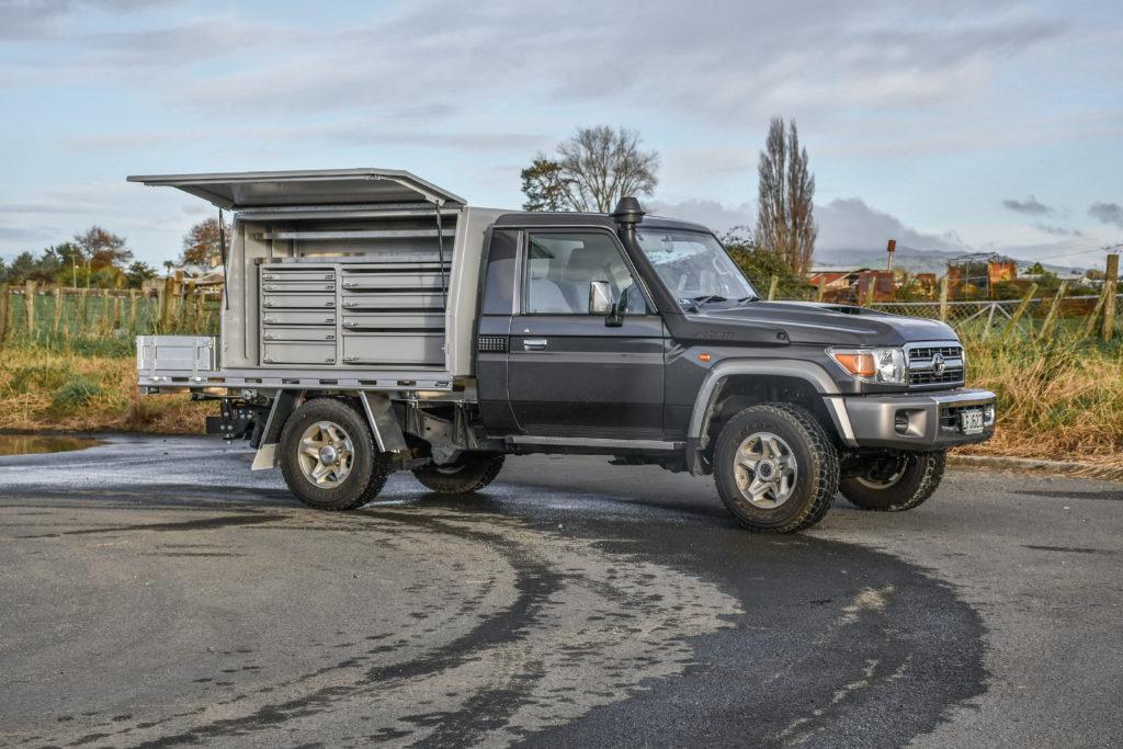 Toyota Landcruiser Fitout NZ