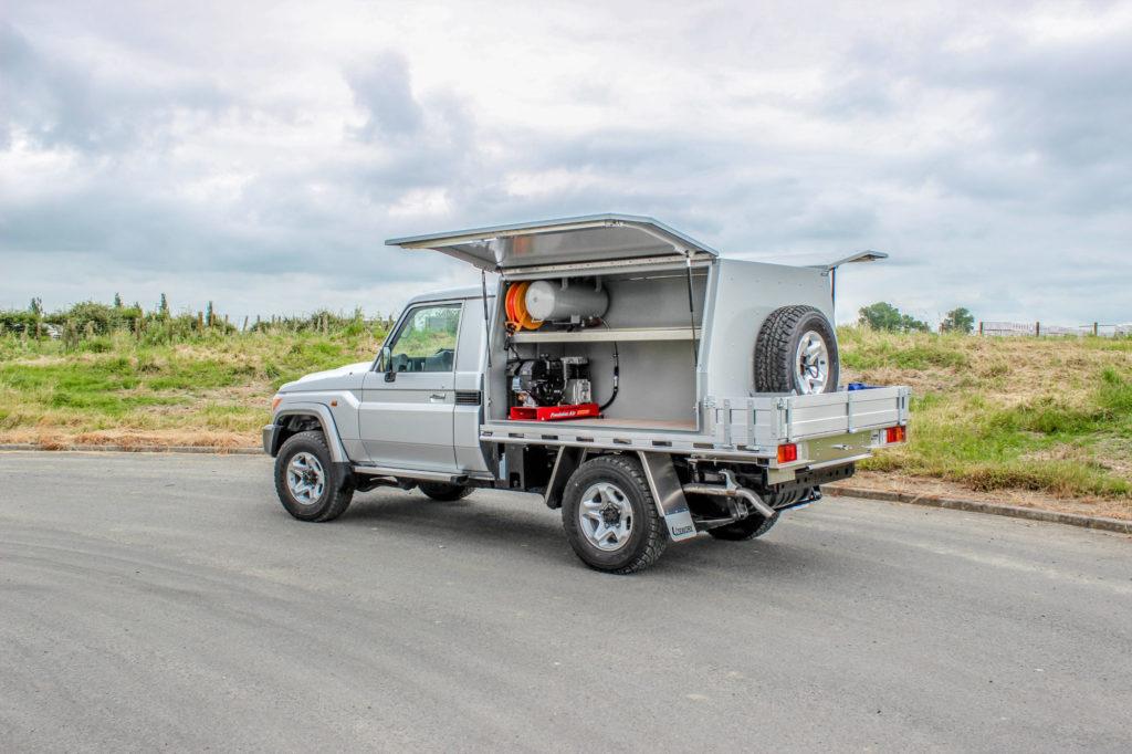 Toyota Landcruiser Fitout