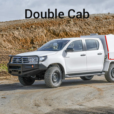 Double Cab Ute Comparisons