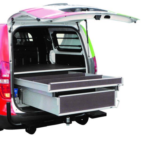 Van Double Drawer
