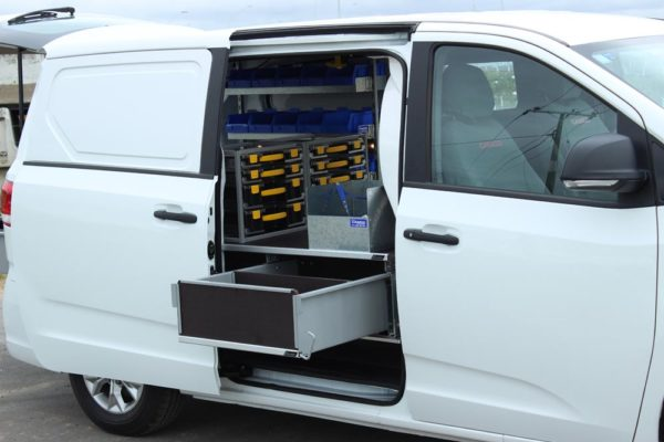 Air conditioning technicians vehicle 2