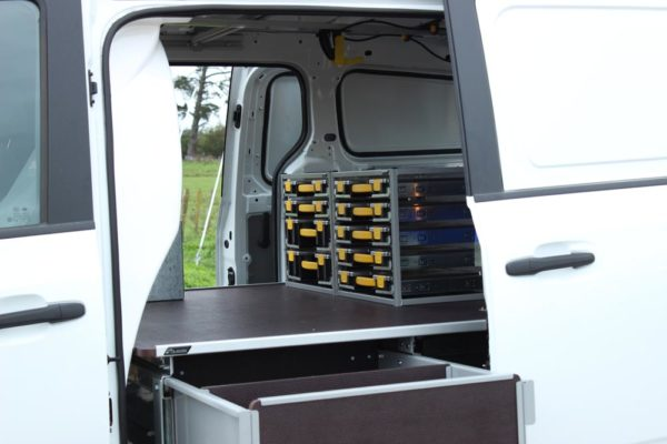 Air conditioning technicians vehicle 3