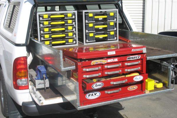 Roadside assistance vehicle 2