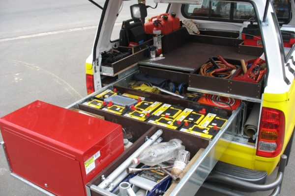 Roadside assistance vehicle 3