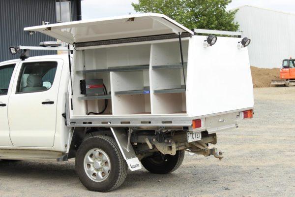 Emergency response vehicle 1