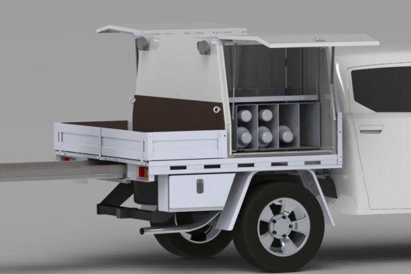 Volunteer support vehicle 2