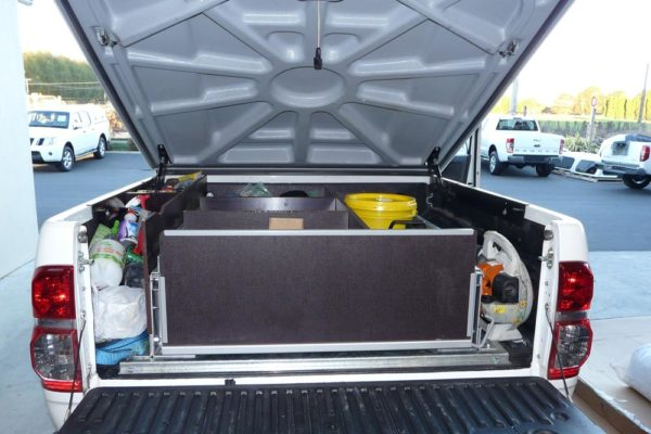 Rolaworx drawer with custom dividers 1
