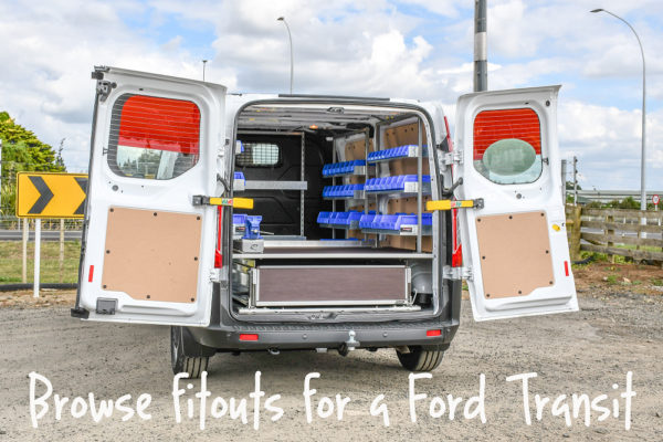Ford Transit Ute Fitouts