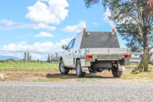 Mazda BT-50 Drainage Fitout