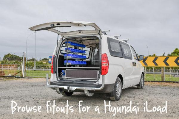Hyundai iLoad Van Fitouts