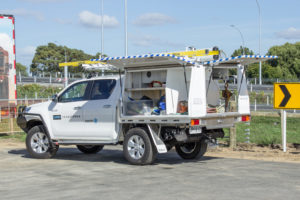 Toyota Hilux Ute Fitout