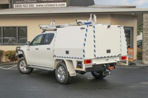 Toyota Hilux FItout NZ