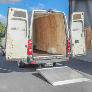 Van Tail Lifts