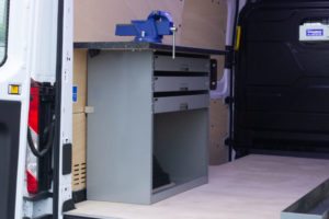 Cable Jointer Fitout