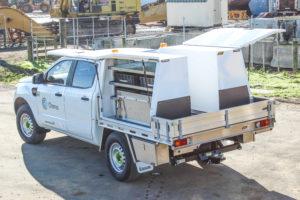 Ford Ranger Fitout NZ