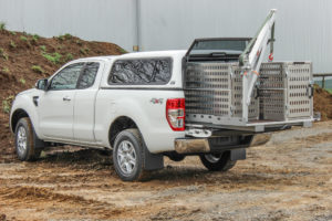 Animal Control Ute Fitout