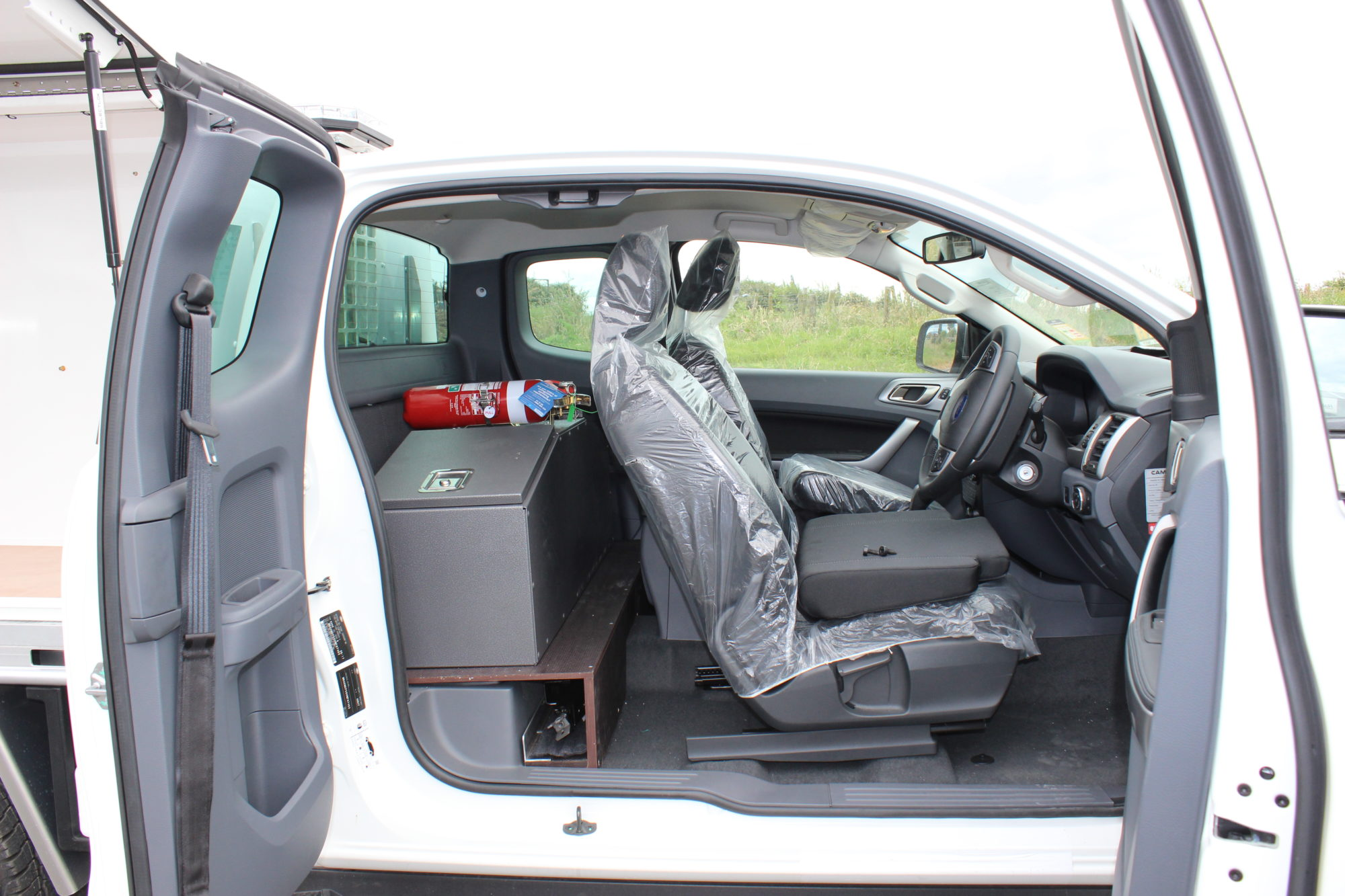 In-Cab Box