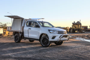 Toyota Hilux Toolbox Fitout NZ