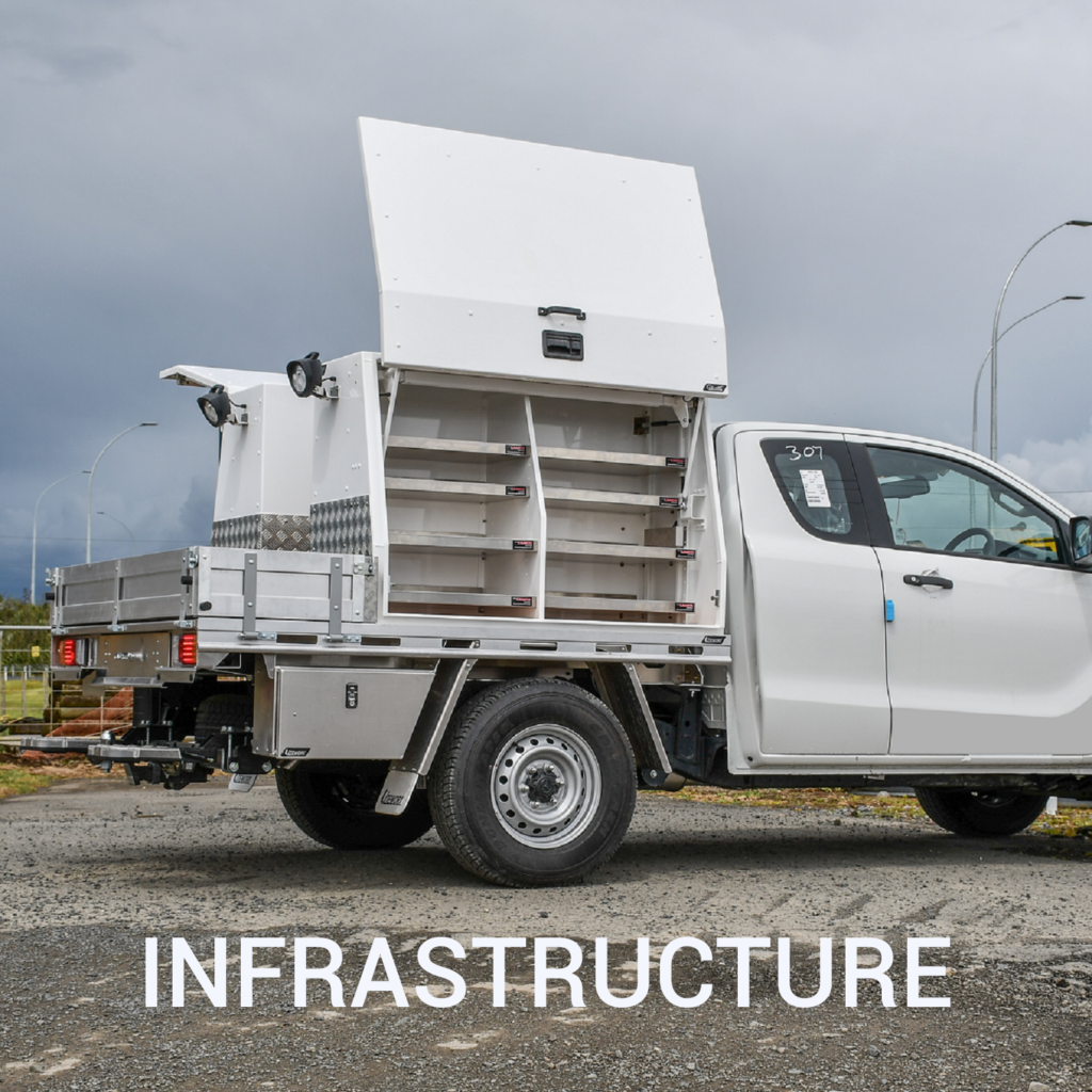 Infrastructure Fitouts NZ