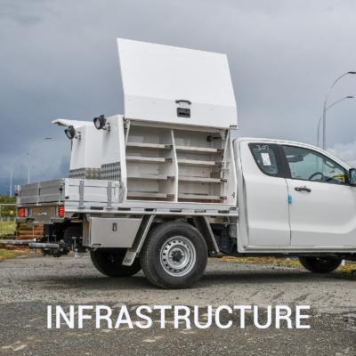 Industries we Serve - Infrastructure