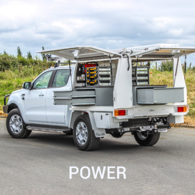 Power Ute Fitouts NZ