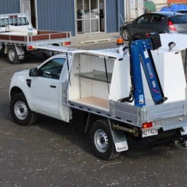 Uteworx Tail Lift Camco Industries