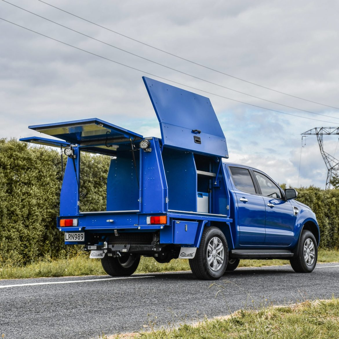 Ford Ranger Service Body