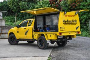 Mazda BT-50 Hydraulic Servicing Fitout