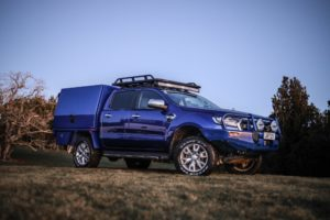 Ford Ranger Fitout NZ