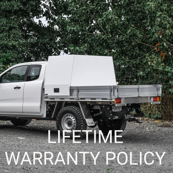 Lifetime Warranty Policy