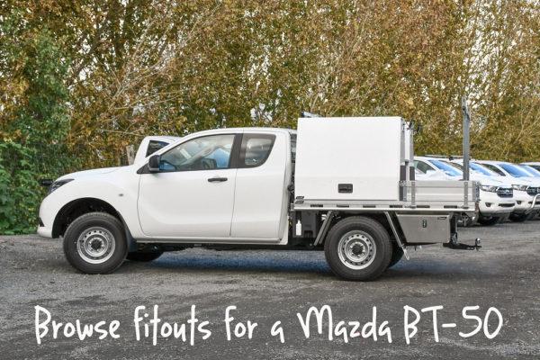 Mazda BT-50 Ute Fitouts