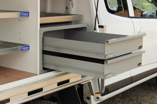 Slamlock drawer unit 3