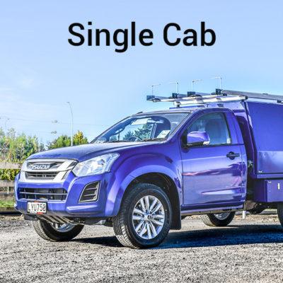 Single Cab Vehicle Comparisons