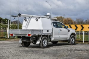 Ford Ranger Service Body Fitout