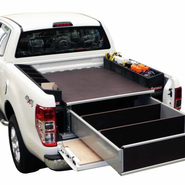 Camco - Archboxes with Rolaworx drawer - Ute