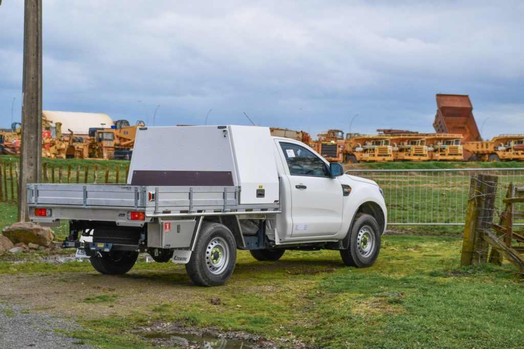 Ford Ranger Managers Fitout