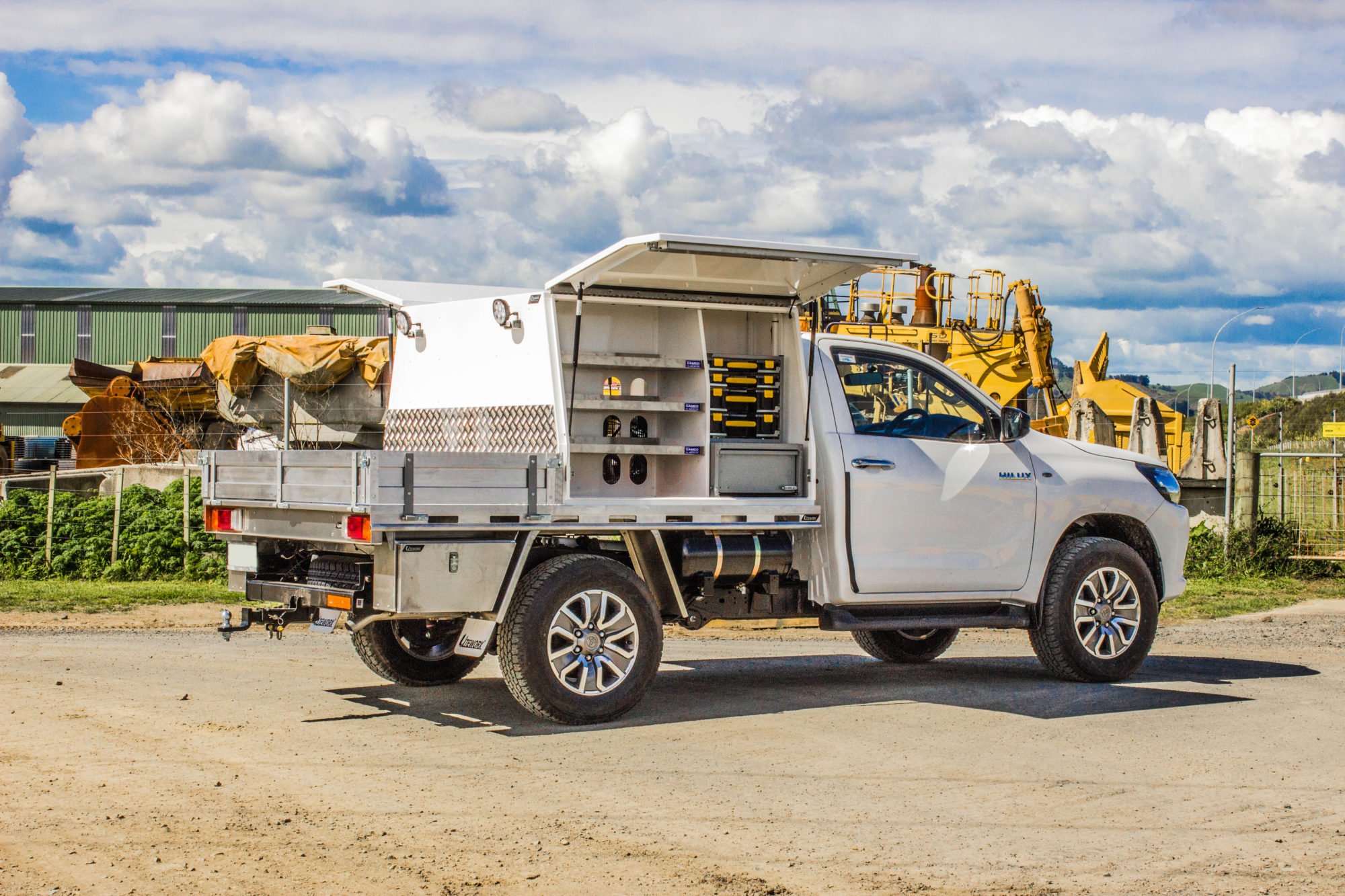 Toyota Hilux Fitout NZ
